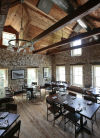 Stamm House interior