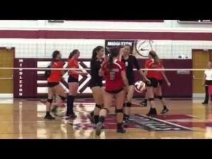 Video: Sun Prairie rallies past Verona in WIAA volleyball