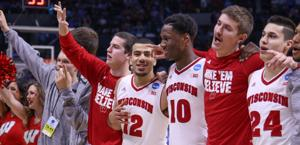 Badgers survive and advance in thrilling win over Tar Heels