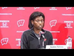 Video: UW's Bobbie Kelsey expects her team to be better this year