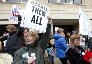 Elections board gives approval for three recall elections