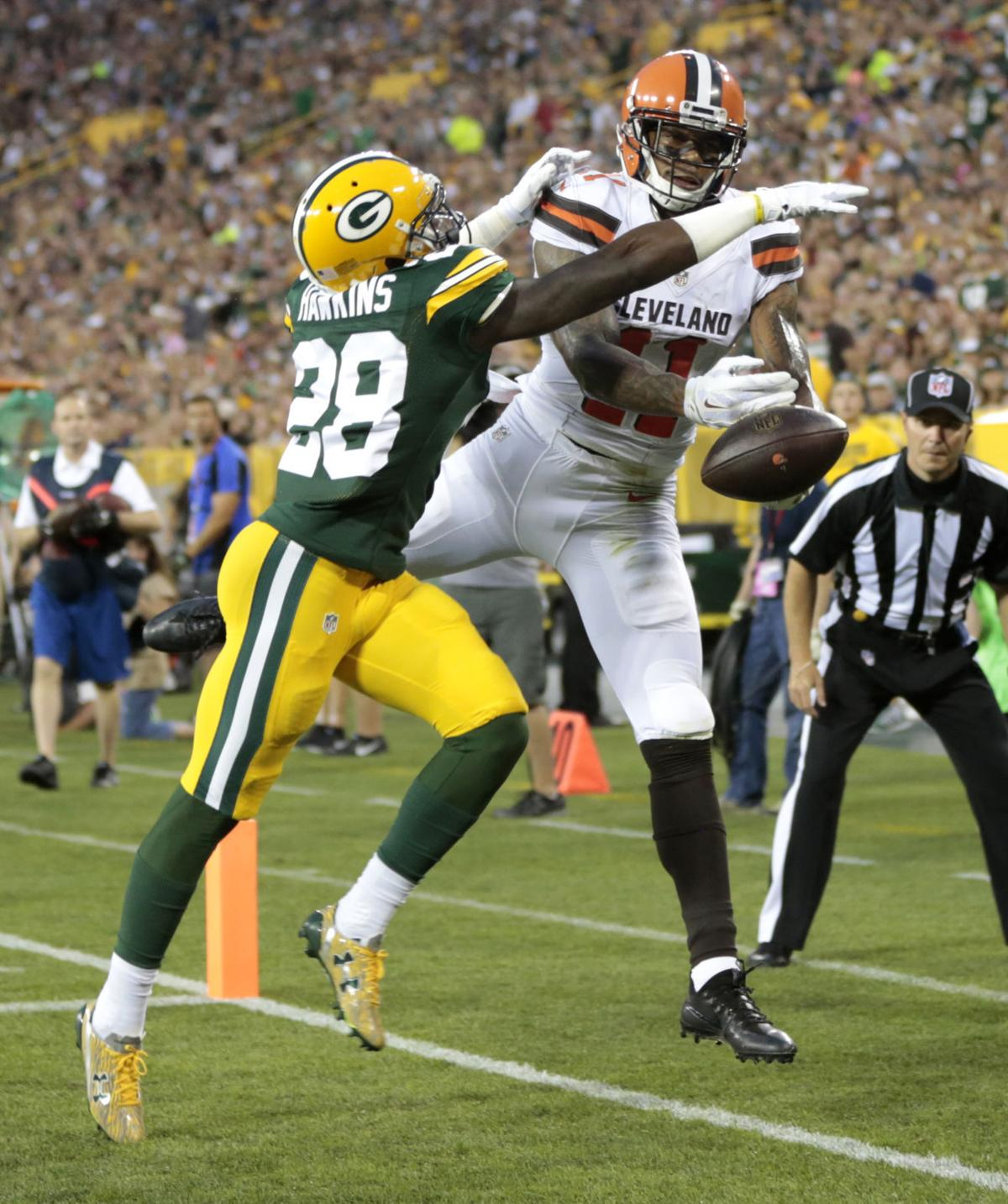 Photos: Green Bay Packers vs. Cleveland Browns | Pro football ...