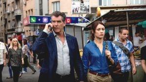 Ex-007 Pierce Brosnan goes spying again in 'November Man'