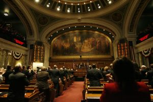In State of State address, Walker pushes for tax cuts, mining and more choice schools