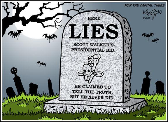 Plain Talk: Scott Walker, you're just wrong about invading Iraq