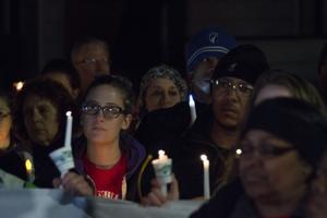 Tony Robinson Vigil