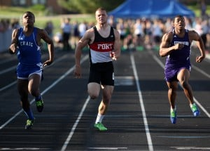 Photos: Fun in the sun at WIAA Verona track & field regional