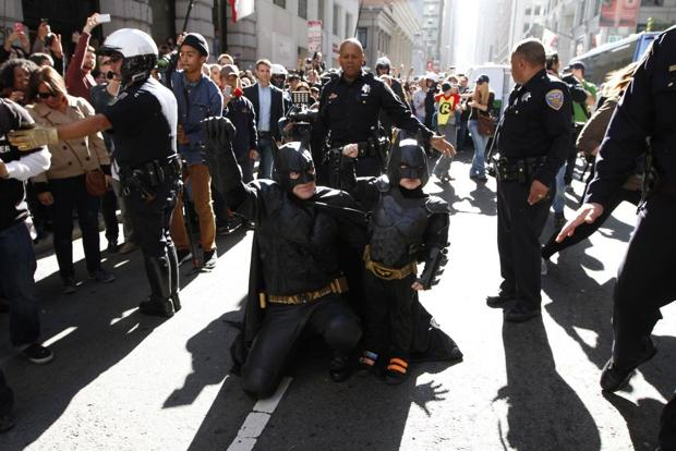 Recent obsessions: The trailer for 'Batkid Begins'