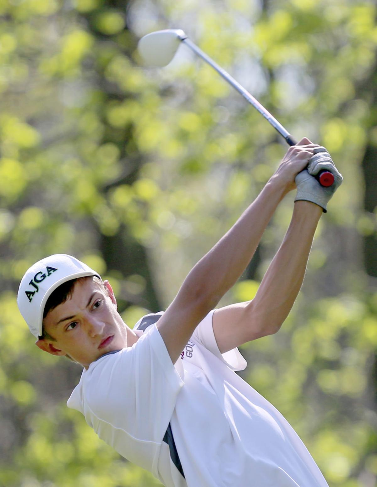 Prep Golf Four Juniors Drive Middleton S Sectional Hopes