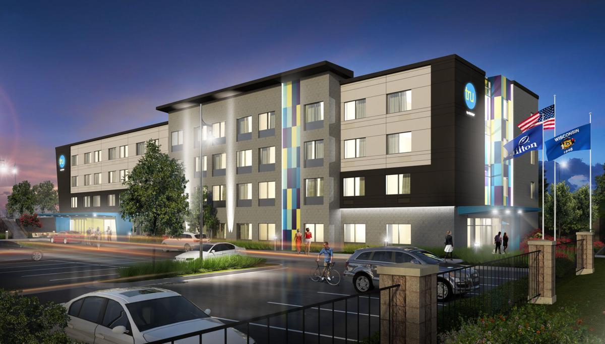 106 room Tru By Hilton Hotel Planned For Far West Side
