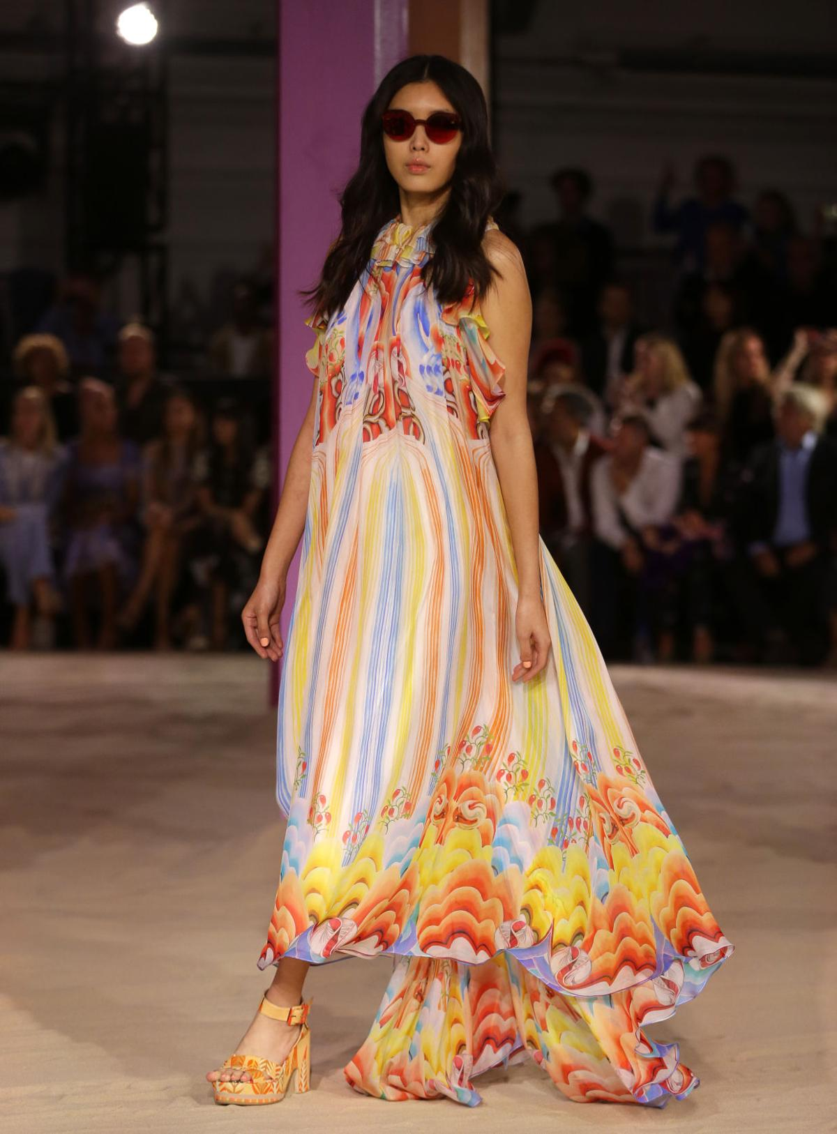 Photos what you missed over the weekend at london fashion for When is fashion week over