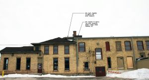 Pasqual's on East Wash runs into Landmark issues