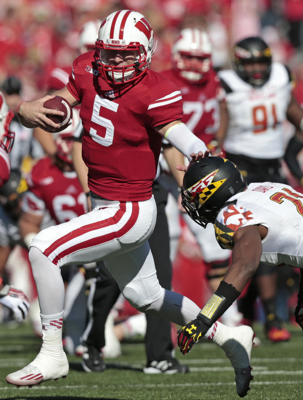 Tom Oates: Quarterback is king in college football, which is why UW's struggling