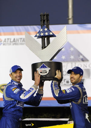 Video: Will Jimmie Johnson own Martinsville again?