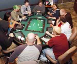 Poker room ho chunk