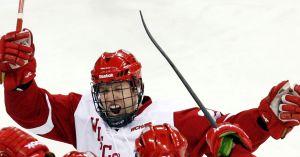 Badgers men's hockey: Senior Brad Navin evolves into leadership role after family health crisis