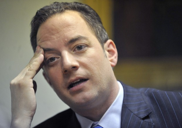 John Nichols: The best-laid plans of Reince Priebus are being trumped by Trump