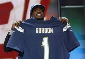 Photos: San Diego-bound Melvin Gordon enjoys his big night in Chicago
