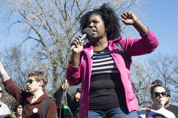 Young, Gifted and Black co-founder renews history of activism