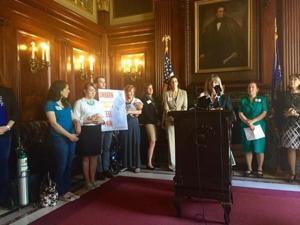 20-week abortion ban sparks heated debate in Wisconsin legislative committee
