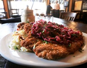 Restaurant review: Freiburg Gastropub does German food right