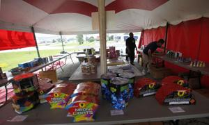 Photos: Fireworks tents around Madison