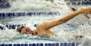 Photos: Action from the Division 2 Baraboo sectional girls swimming meet
