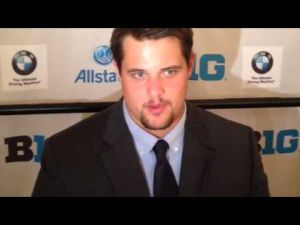 Video: Badgers lineman Rob Havenstein ready to step into a leadership role