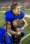 WIAA state football: Lancaster rolls to its record-tying seventh state championship