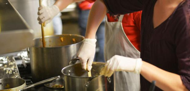UW-Madison's own Campus Kitchen opens to serve community, save food
