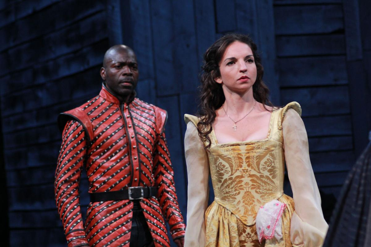 anger and othello s wife Act ii 1 why did iago want roderigo to anger cassio  what was iago's reply when othello demanded proof of his wife's disloyalty he lied, telling othello that .