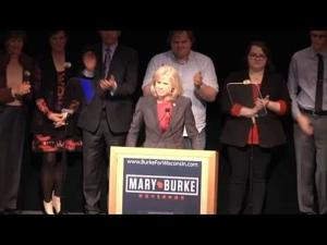 Mary Burke concedes governor election