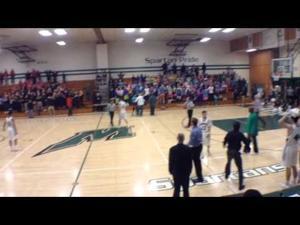 The crazy final 90 seconds of Memorial-Sun Prairie boys hoops