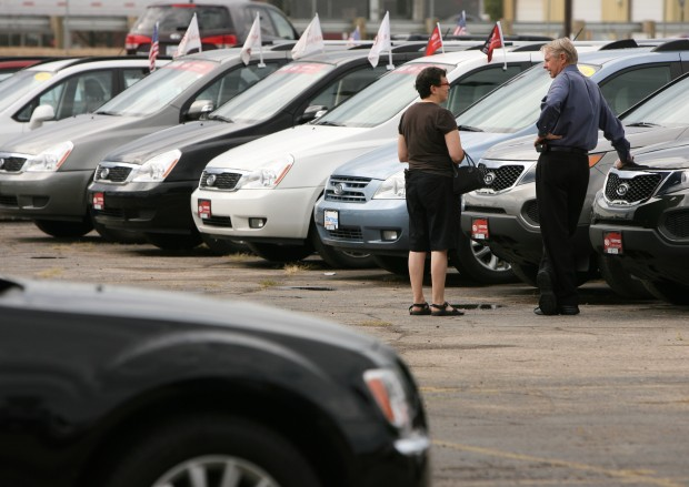 Car Dealerships Expand Renovate In Bid To Keep Rising