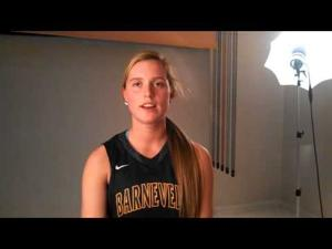 A chat with WisconsinPrepZone.com girls player of the year Hannah Whitish of Barneveld