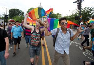Photos: Madison celebrates Supreme Court gay marriage ruling