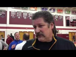 Video: DeForest coach Doug Pickarts on his team's three-set win over Middleton