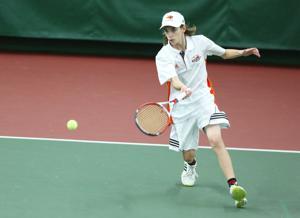 Photos: Badger Conference boys tennis tournament