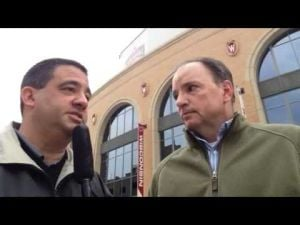 Video: Tom Mulhern gives his 'State of the Badgers' after UW's spring game
