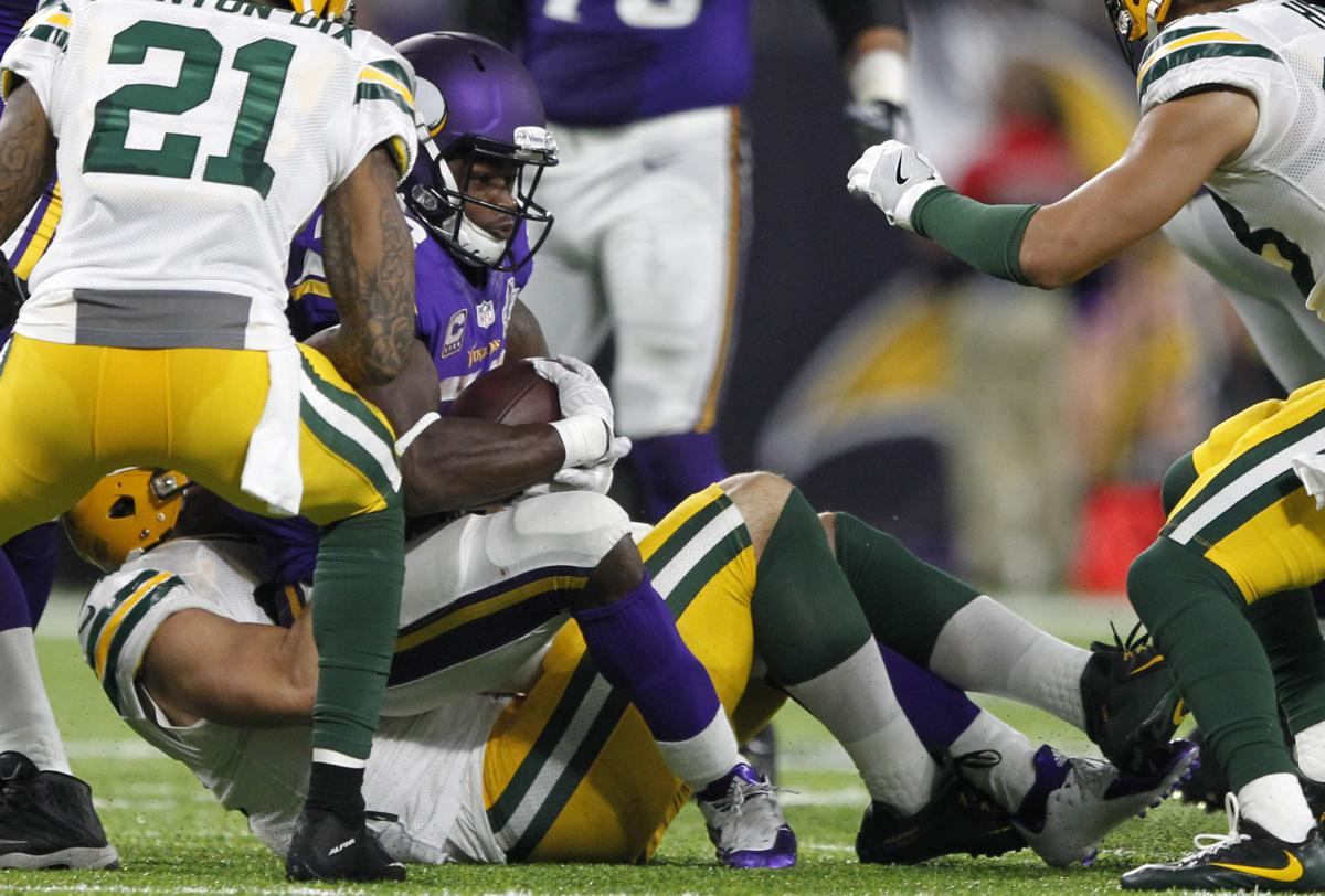 vikings packers line pro football lines usa today