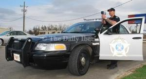 Fewer DWI arrests
