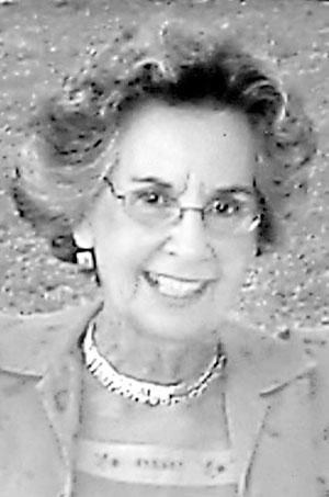 Elizabeth 'Betsy' Barrow Bourgeois