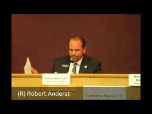 District 12 & 13 Candidate Forum Introductions