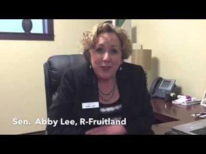 Sen. Abby Lee