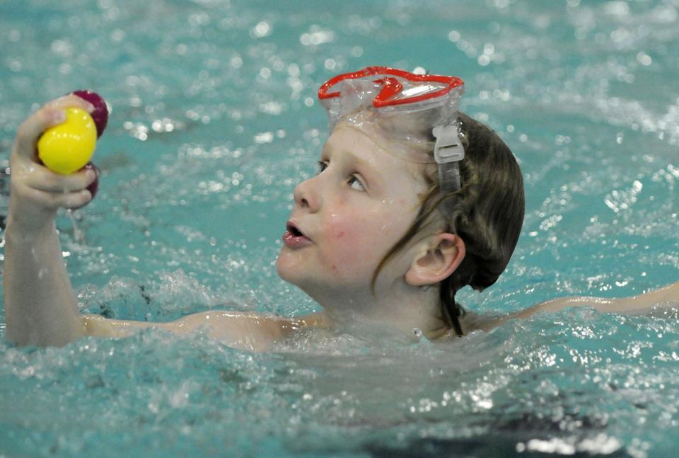 Swimming Pool Easter Egg Hunt Idaho Press Tribune Featured