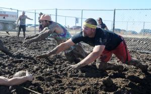 Mud Dodgeball