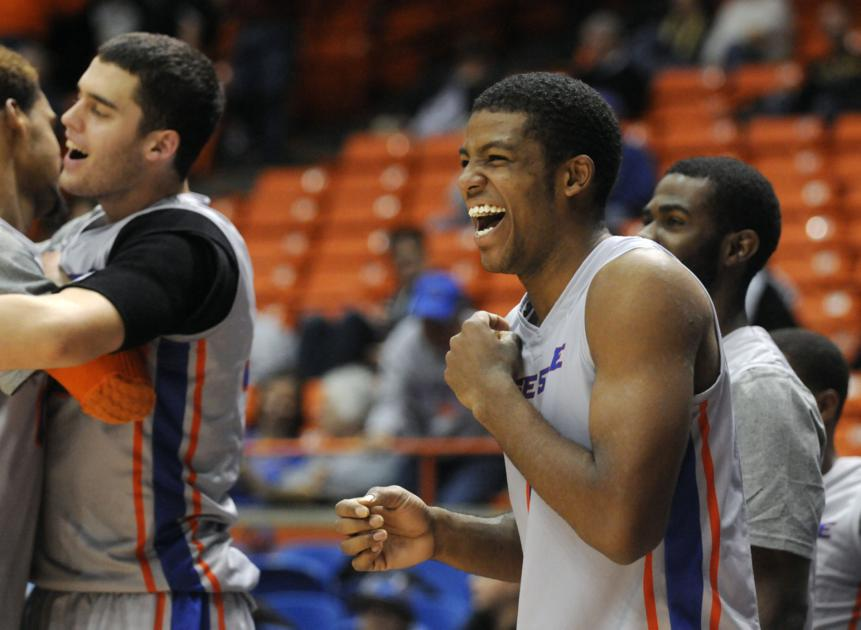 BSU defeats NNU 91-51 in a men's basketball game ...