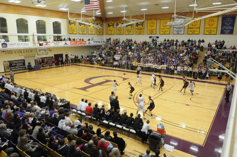 College of Idaho vs NNU Mens Basketball | Photo Gallery ...