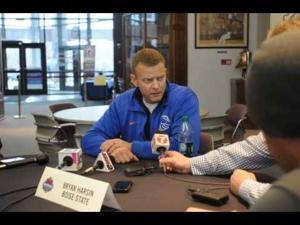 Bryan Harsin MW Championship Press Conference