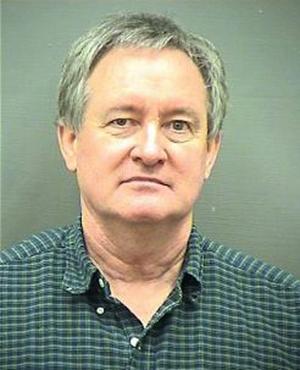 Mike Crapo arrest mug